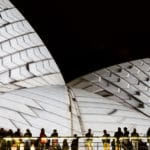 Sydney's Opera House, cleverly illuminated for Vivid Festival 2016 | Foraggio Photographic